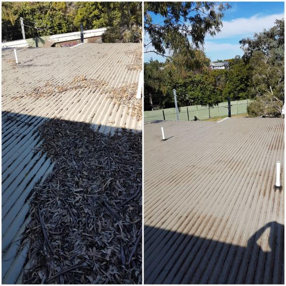 Gutter Cleaning Services for Body Corporate.