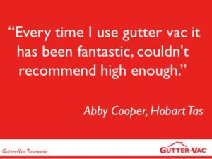 Another Great Review From A Property Manager For Gutter Cleaning In Hobart