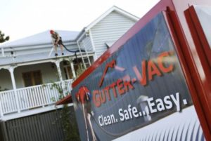 Have You Seen How We Vacuum Clean Gutters in Hobart?