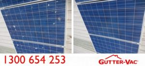 Gutter-Vac Central West, Cleaning Solar Panels in Orange NSW
