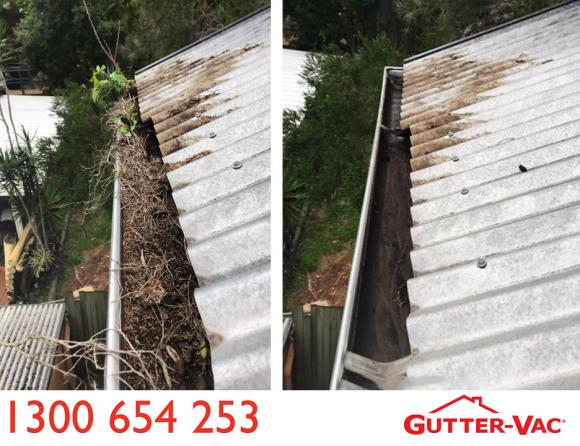 When was the last time you had your gutters inspected and cleaned?