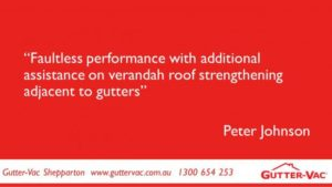 Another Great Review for Gutter-Vac Shepparton