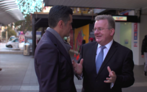 Bruce Billson, Chair of Franchise Council of Australia interviewed by SBS Small Business Secrets