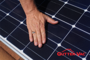 Did you know . . . We clean solar panels?