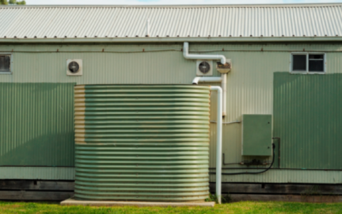 Did you know . . . We clean Rainwater Tanks?