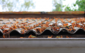 Storm Season – the Importance of Clean Gutters & Valleys
