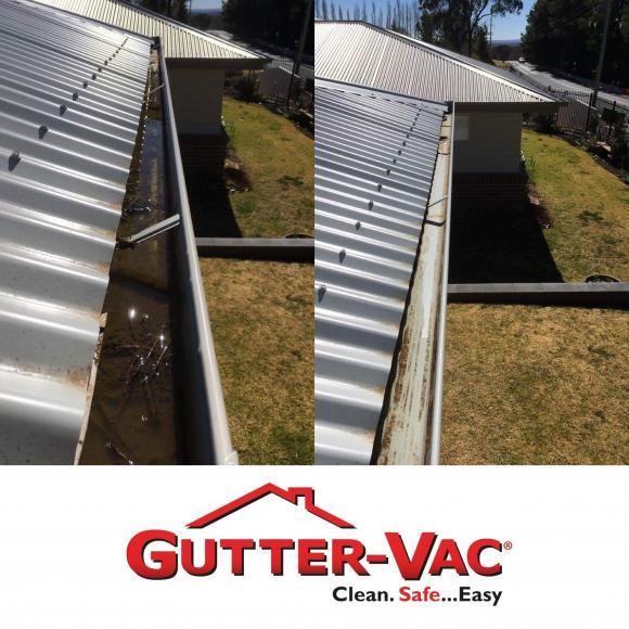 Gutter Cleaning – Orange, Molong, Mullion Creek NSW