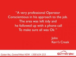 We Love to Hear our Customers Feedback, Kerrs Creek NSW