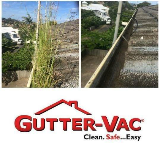 What is the Gutter-Vac Difference ?