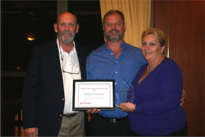 Gutter-Vac National Multi-Unit Franchisee of the Year 2013