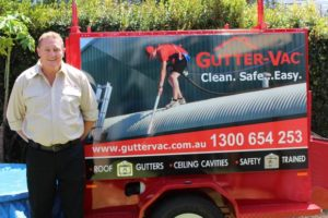 Meet Rob from Gutter-Vac Port Macquarie