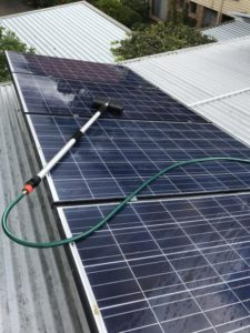 Solar Panel Cleaning in Swansea