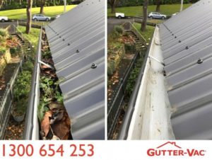 Gutter Cleaning as Preventative Maintenance