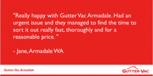 Great customer feedback from Armadale