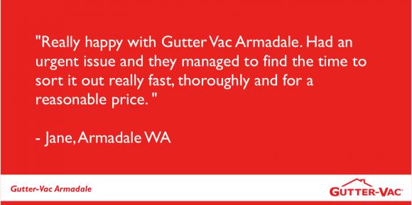 Great customer feedback from Armadale
