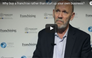 Why buy a franchise rather than start up your own business?
