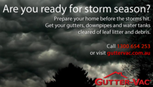 Gutter Cleaning should be part of your regular Home Maintenance Program