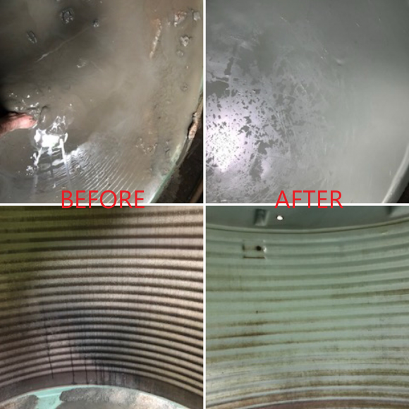 Cleaning Rainwater Tanks in Cairns
