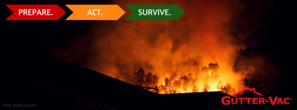 Fire Season is early in the Hunter Valley