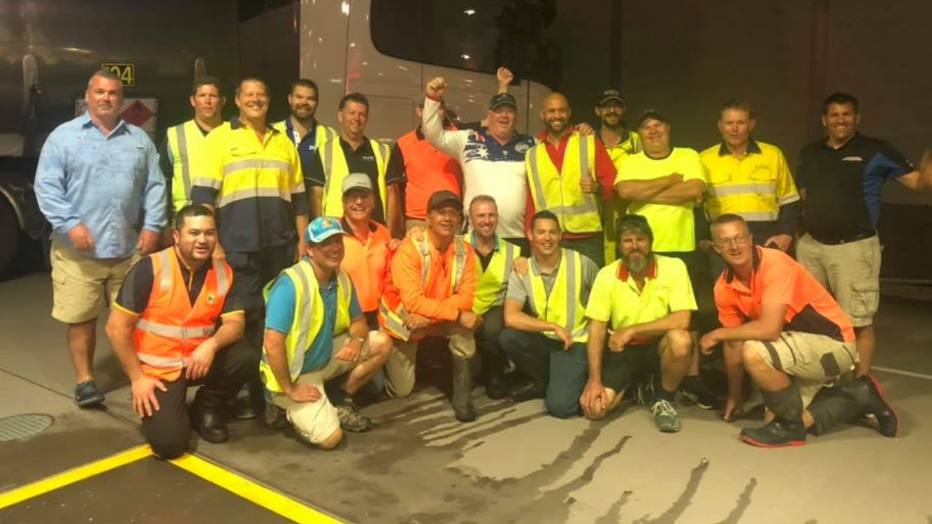Training on The Gold Coast for Soft Washing Service Stations