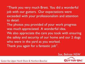 Happy Customer – Belrose