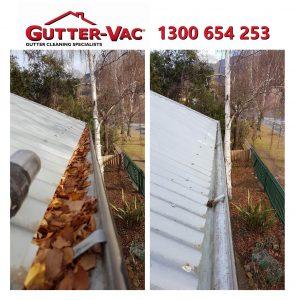 Gutter clean in Hobart