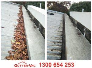 Commercial Gutter Cleaning in Devonport Helps Prevent Water Ingress