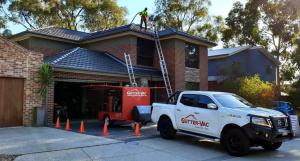 Programmed maintenance for your gutter cleaning – let us help you this year!