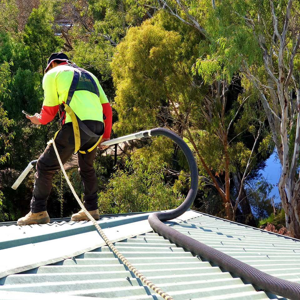 Roof Reports Beneficial After Gutter Clean