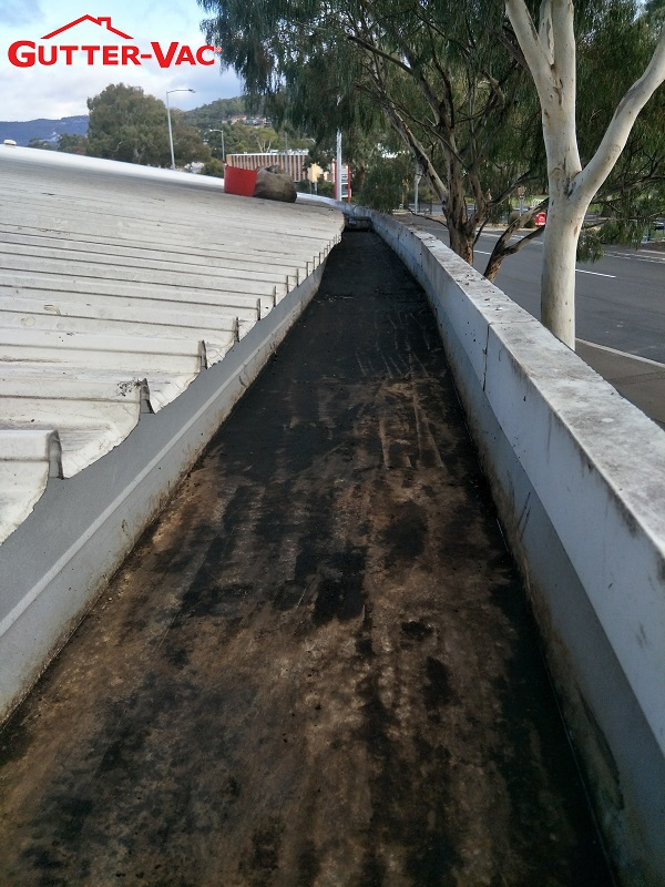 Commercial Gutter Clean Rosny Park