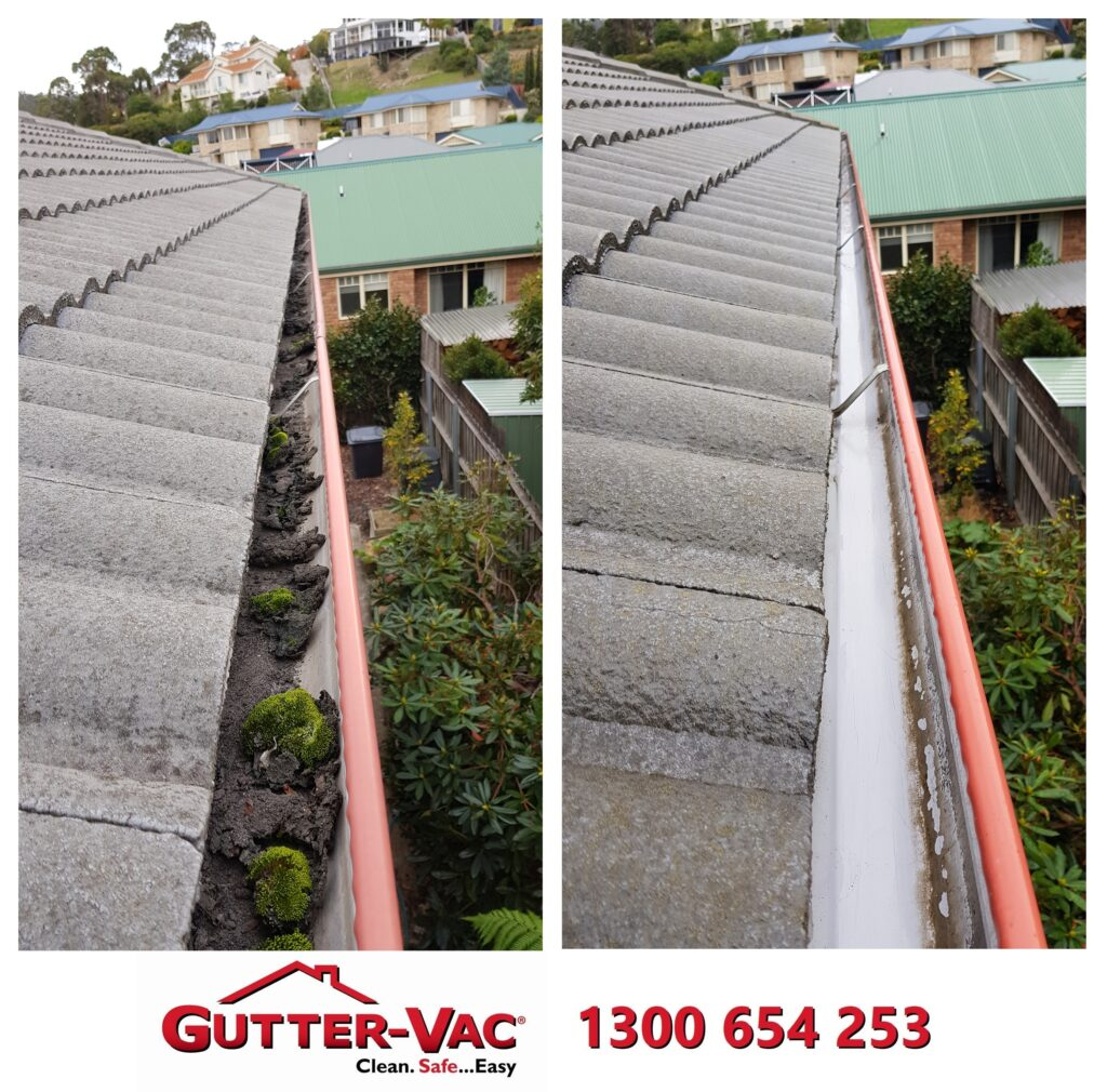 Gutter cleaning Lindisfarne