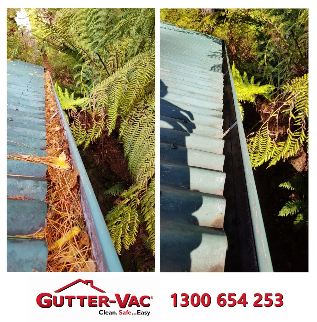 Gutter cleaning service Hobart