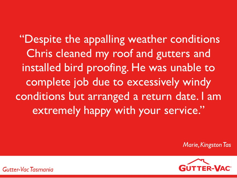 Weather Conditions That Affect Gutter Cleaning
