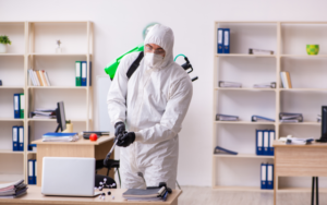 Did you know we can do Disinfectant Services?