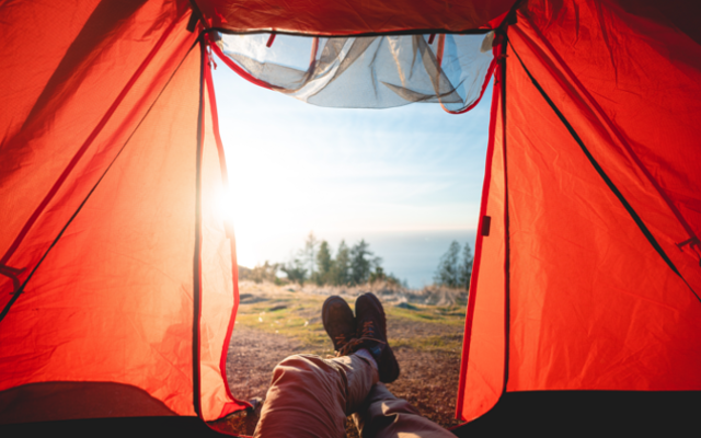 Our top 7 camping spots for Easter holidays