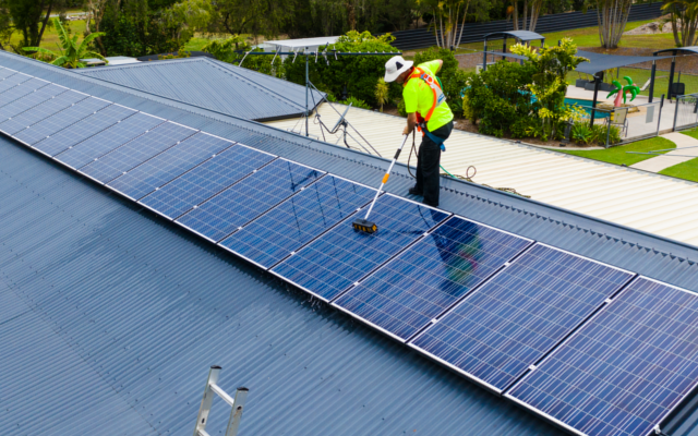 How efficient are your solar panels?
