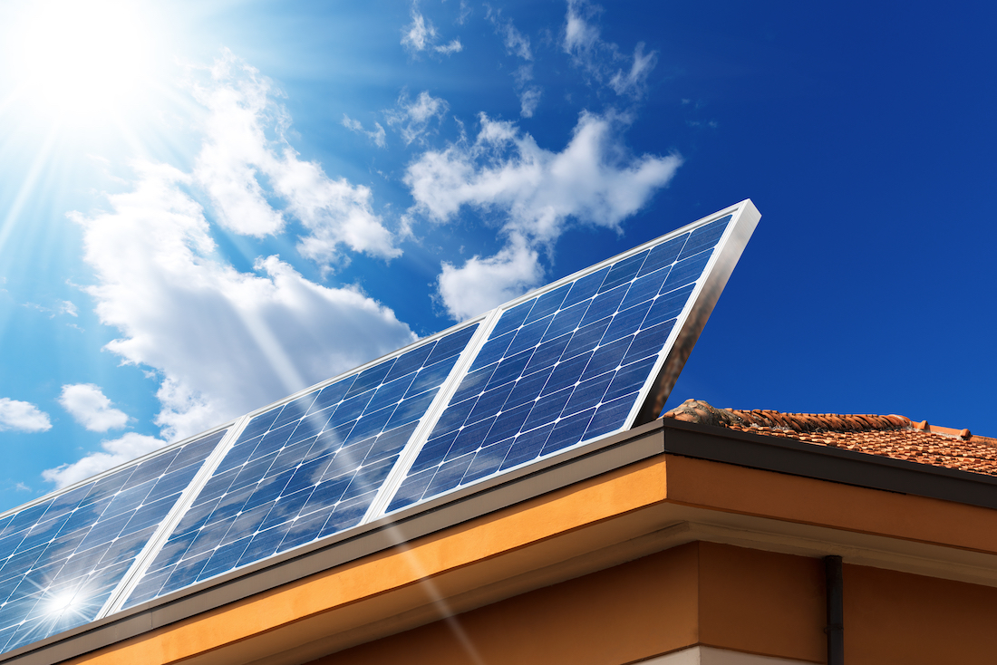 Spring Clean Your Solar Panels