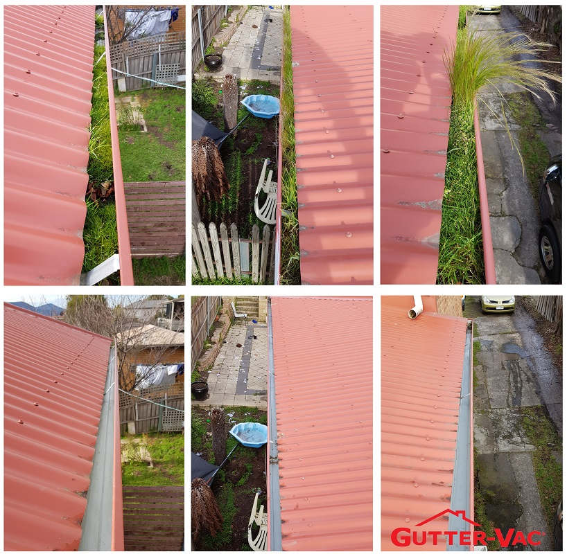 Gutter Cleaning In Glenorchy