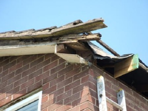 ARE YOU DOING DAMAGE TO YOUR HOME?