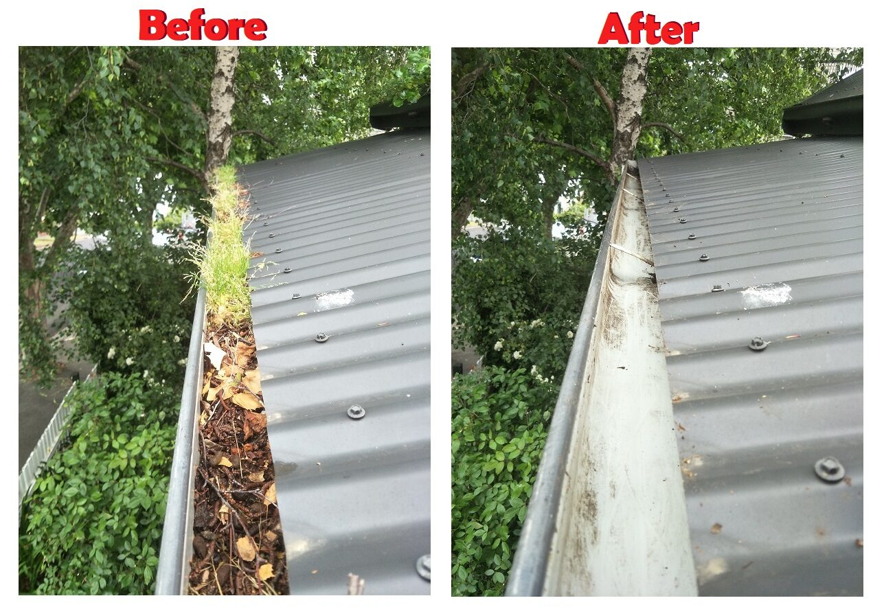How Often Do You Need To Clean Your Gutters?