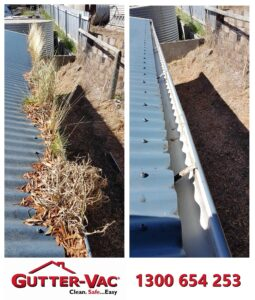 Gutter Cleaning in Hobart