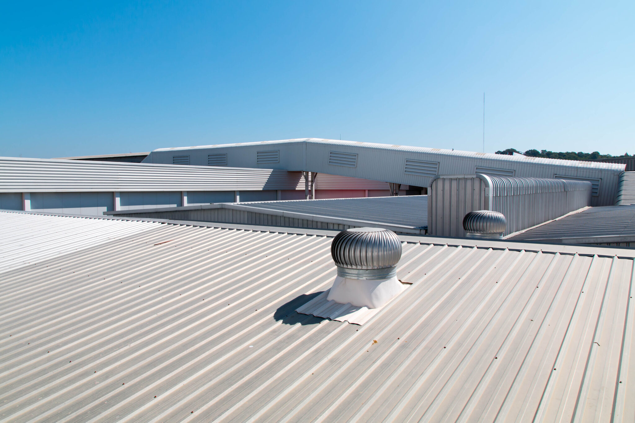 Commercial Site Maintenance with Gutter-Vac
