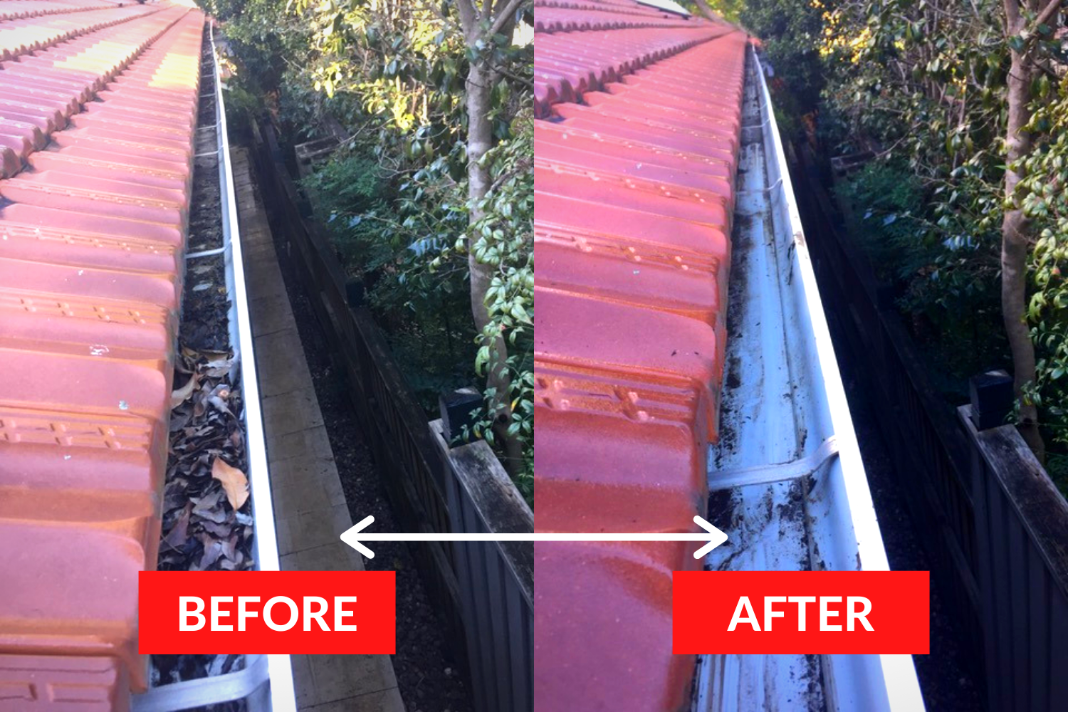 Neutral Bay Gutter Cleaning